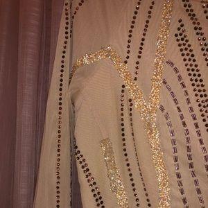 Very luxurious dress